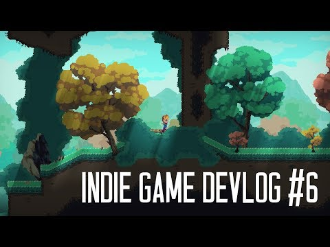 Indie Game Devlog #6 (Behind The Scenes) - Music Making