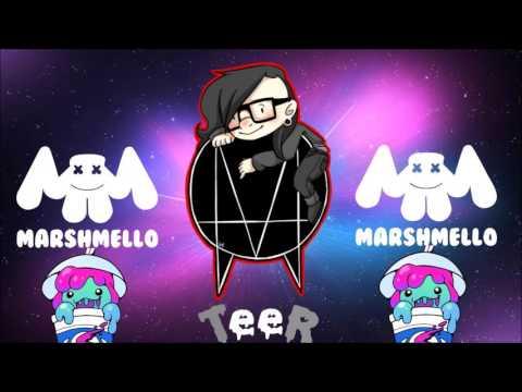 Skrillex cinema X Marshmello - Alone (Slushii Remix) X Knife Party - PLUR Police (Jauz Remix) - TeeR