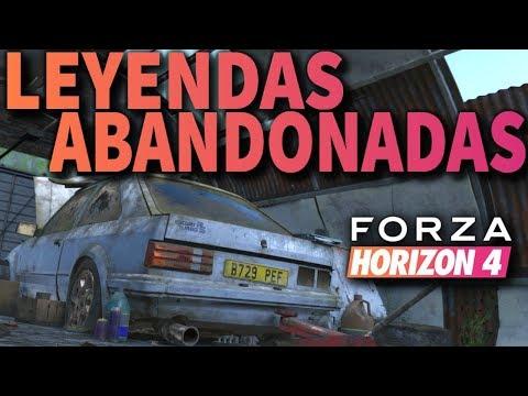Encuentro Dos Coches Abandonados! | Forza Horizon 4 thumbnail