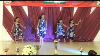 Group Dance Poo Pookum Osai