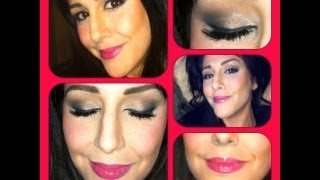 Your Beauty Junkie's Glam Holiday Party Makeup! Thumbnail