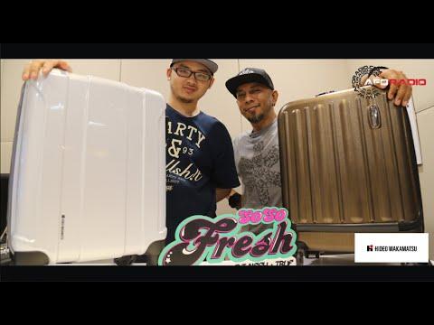 Hideo Wakamatsu Flash Twin Luggage Sosofresh Review Youtube