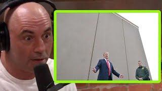 Joe Rogan on Trump's Wall, Immigration, and Government Shutdown