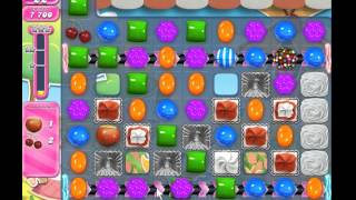 Level 593 // Candy Crush Saga // ★★★ no boosters