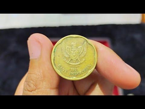 Berapa Harga Jual Koin 500 Rupiah Gambar Bunga Melati Tahun 1991 di Indonesia - Nobunaga Art Gallery from YouTube · Duration:  29 seconds