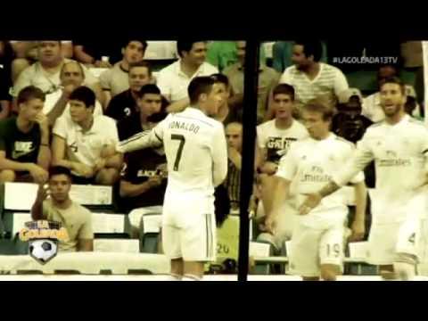 ¿Cómo vivió Cristiano Ronaldo el derbi? | 13tv