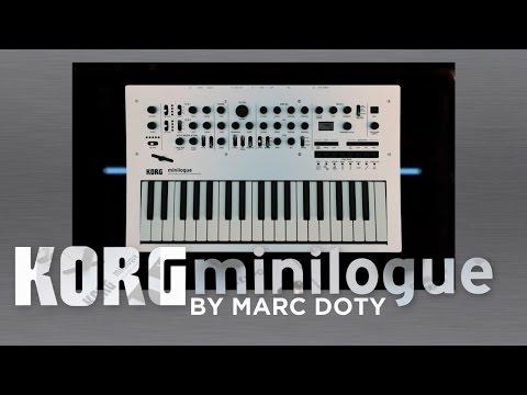 The Korg Minilogue- Oscillators Part 1
