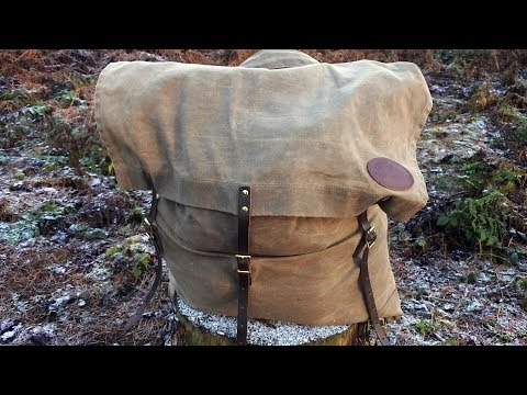 Frost River- Old No3 Canoe Pack, Loadout & FAQ.
