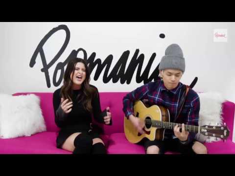 Singer Savannah Outen Performs 'Coins' Live For Popmania!