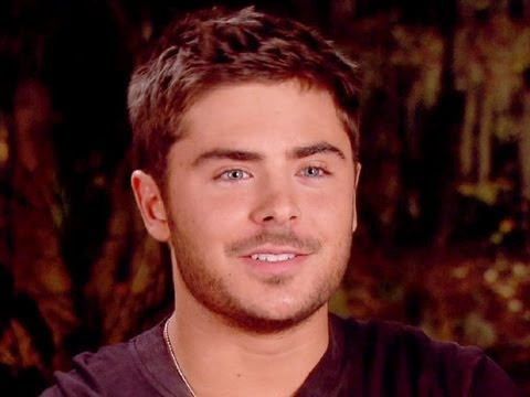 Zac Efron Talks 'The Lucky One'