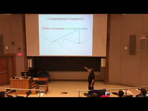 Theory of Computation (CS3102), Lecture 26, Professor Gabriel Robins, Spring 2018