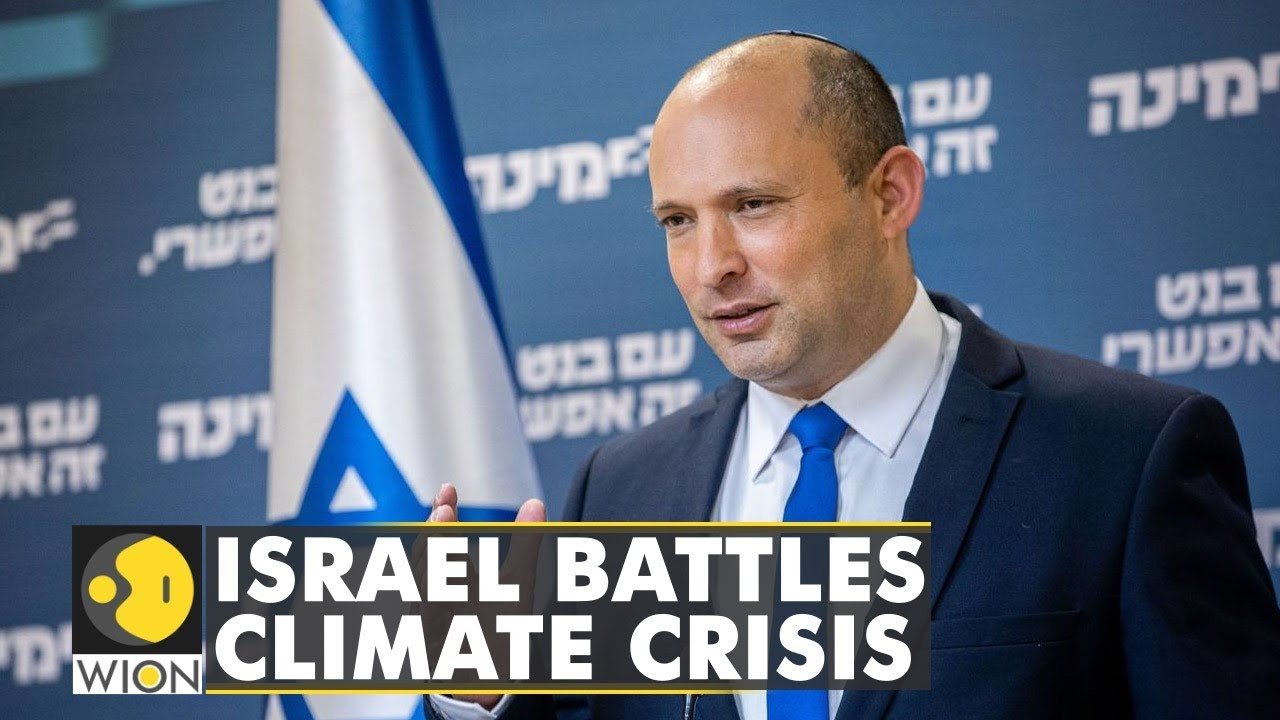 Israel: 'Climate crisis a national security issue' | WION Climate Tracker - WION
