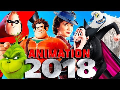 LES FILMS D'ANIMATION À VOIR EN 2018 streaming vf