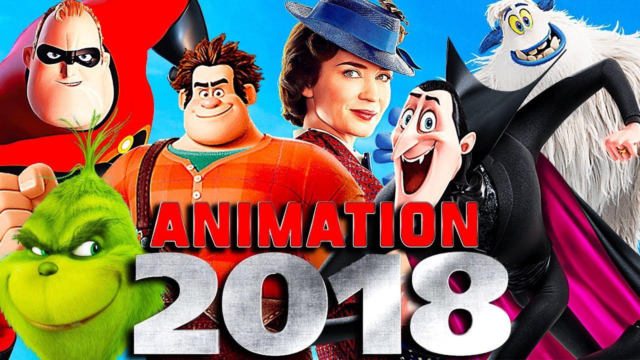 Dessin animé film 2018