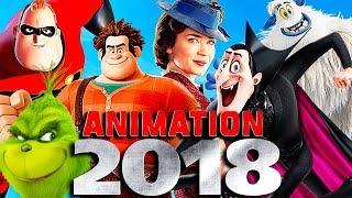 LES FILMS D'ANIMATION À VOIR EN 2018