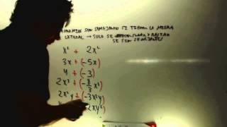 Expresiones algebraicas Matematicas 1 ESO Academia Usero Estepona