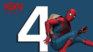 Spider-Man: Homecoming 2 Will Be the Start of the Marvel Cinematic Universe's Phase 4 - IGN News