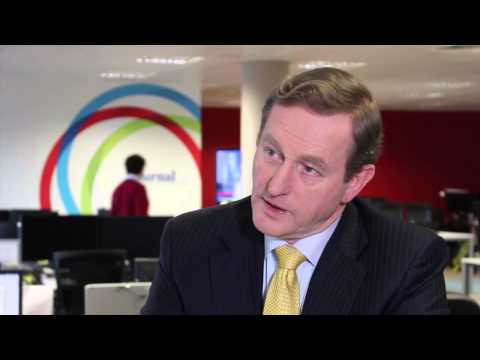 TheJournal ie: Enda Kenny - The Full Interview