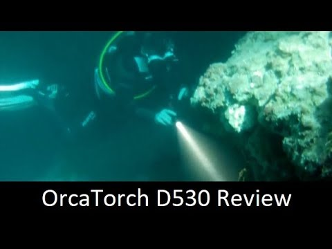 orcatorch-d530-dive-light-review