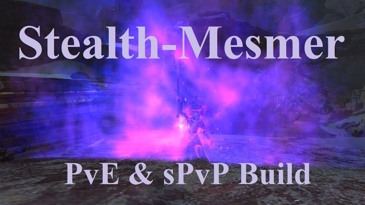 Gw Mesmer Best Pve Build
