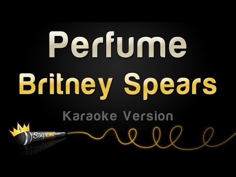 Britney Spears - Perfume (Karaoke Version)