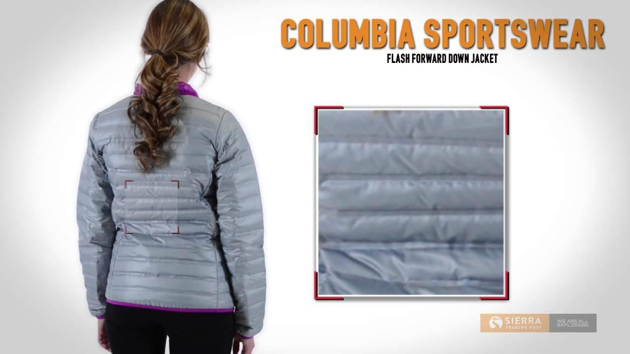 9fbccd993 Columbia Sportswear Flash Forward Down Jacket - 650 Fill Power (For Women)