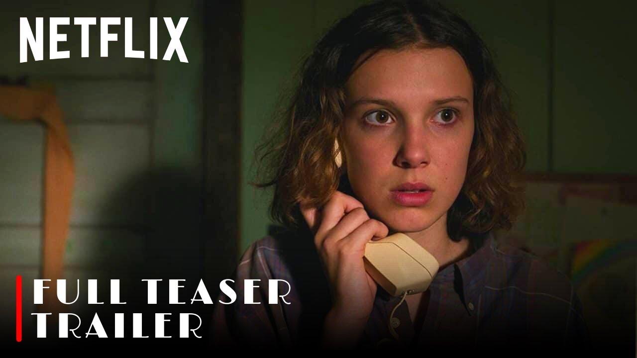Stranger Things Season 4 | FULL TEASER TRAILER | Netflix