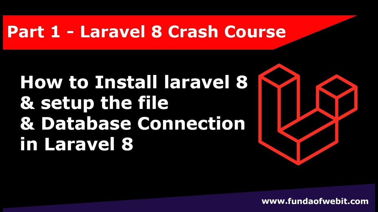 Laravel 8 Crash Course