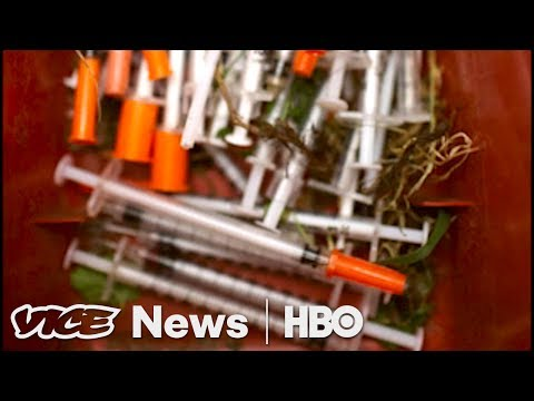 World of Hurt   Needle Park, Philadelphia (HBO)