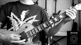Dissection-Dark Mother Divine (Guitar Cover)