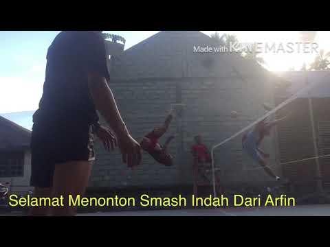 Keindahan Smash Sepak Takraw Mantan Timnas Indonesia