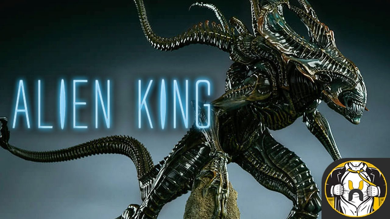 Alien King (Rogue Xenomorph) - Explained - YouTube