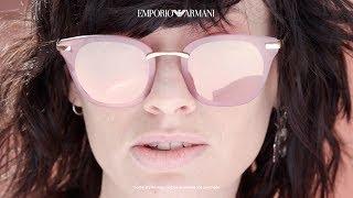 Обзор коллекции солнцезащитных очков Emporio Armani 2018