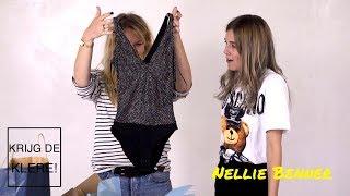 NELLIE BENNER trekt liever haar eigen outfit aan!  - KRIJG DE KLERE! #5 - Bobbie Bodt