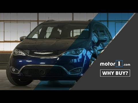 Why Buy? | 2017 Chrysler Pacifica Review