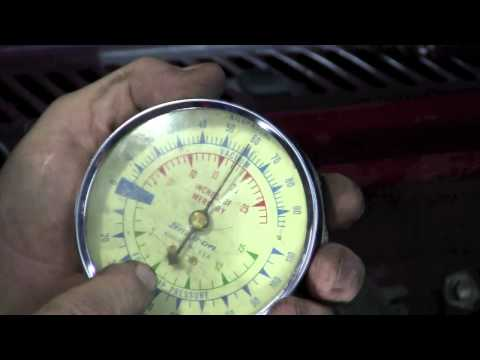 hook up gauge