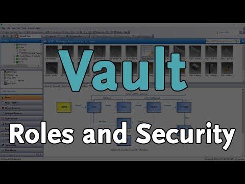 Understanding Autodesk Vault Roles and Security | Autodesk Virtual Academy
