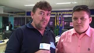 O vereador Rodolfo Nogueira fala das expectativas e metas para o esporte Russano neste ano de 2018