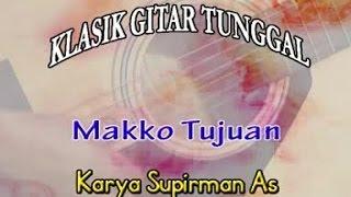 Supirman AS. - Makko Tujuan (Official Lyric Video)