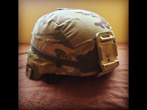 USGI ACH (Advanced Combat Helmet) Review