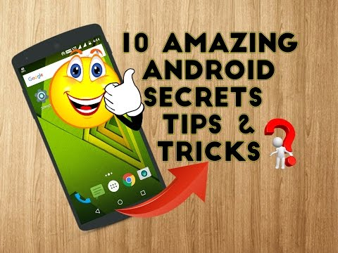10 Amazing Android SECRETS, tips and tricks  in Hindi/Urdu.