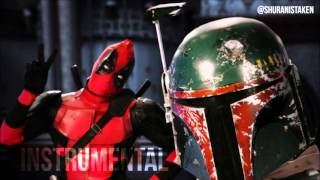 instrumental deadpool vs boba fett   epic rap battles of history