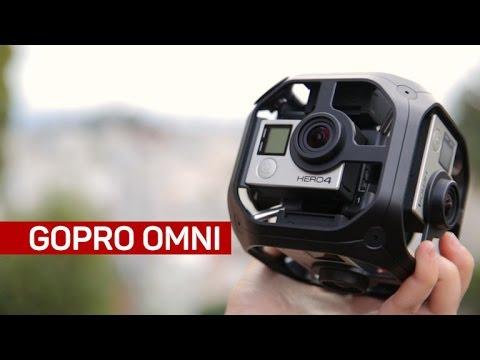 GoPro's Omni rig tackles 360 VR head-on