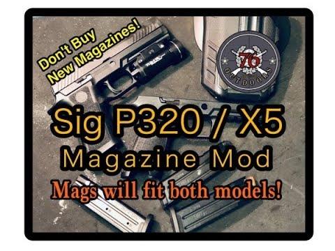 X-Compact magazine compatibility - SIG Talk