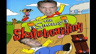 DBPG Simpsons Skateboarding Review