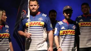 Stormers launch new Super Rugby jersey for 2016 |  Rugby Video Highlights