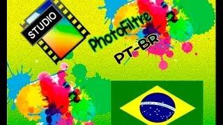 Como Deixar o PhotoFiltre Studio X em Português ( Pedido )