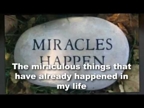 EFT Tapping with Mind Movies - EFT Tapping For Money Miracles