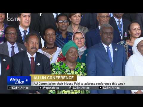 AU Commission chair Mousa Faki to address conference this week