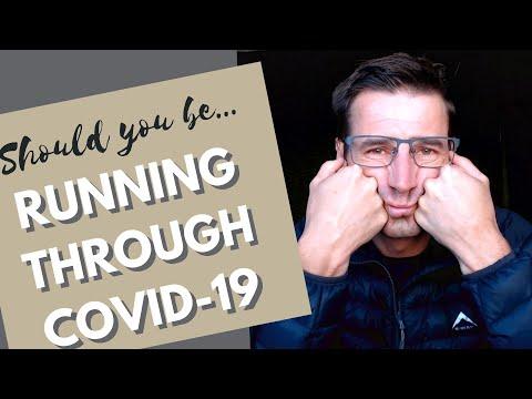 Running & COVID-19: How to keep running through the Coronavirus pandemic